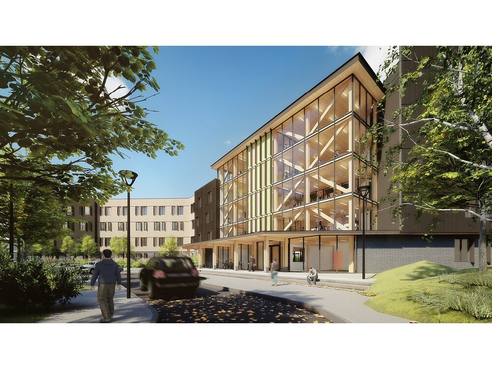 HUB PG student housing