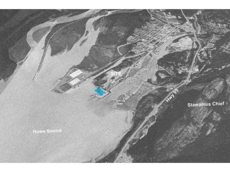 Squamish Oceanfront presentation Centre site